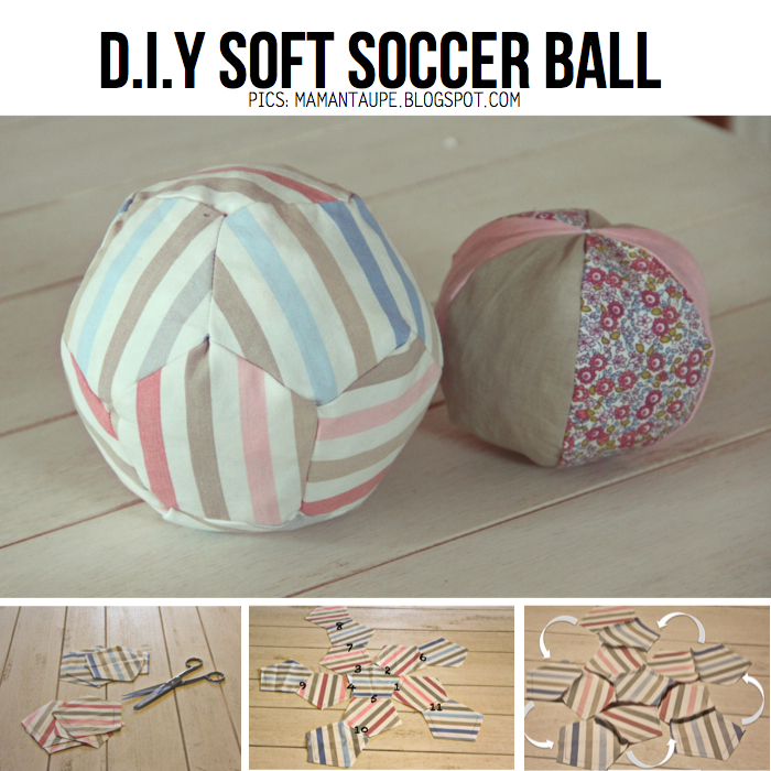 shining inspiration soccer furniture. Make your own soft soccer ball with a little help from an awesome  MamanTaupe DIY TUTORIAL Sucker for Soccer Crafty Ideas Tutorials