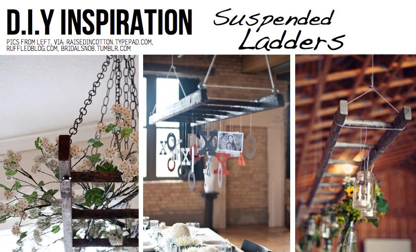 New Life For Ladders 10 Diy Ideas Tutorials