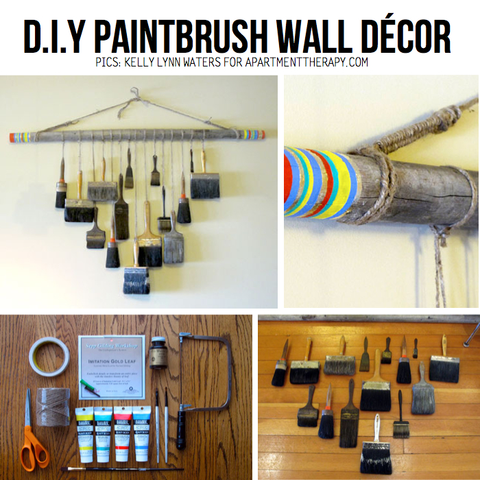 The World Is Our Canvas Diy Paintbrush Hacks Tutorials