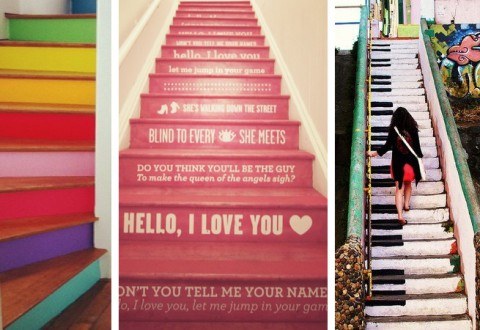 Statement Staircases DIY