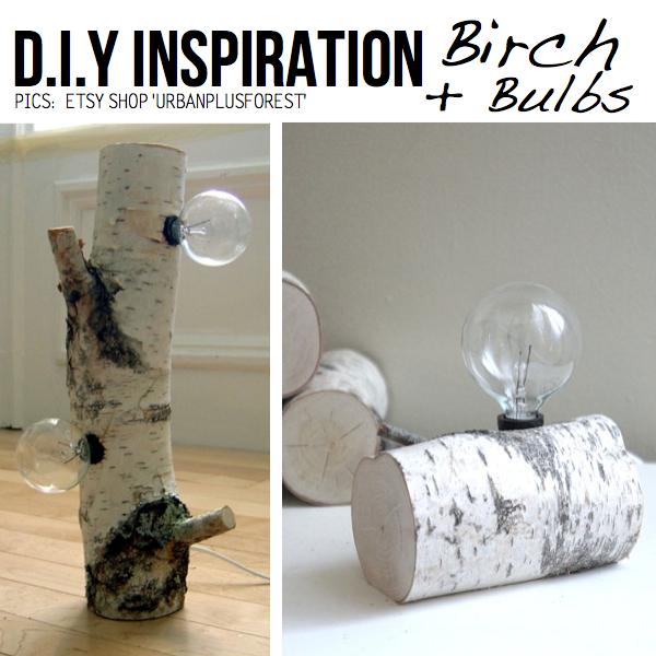 ScrapHacker The Hub For Scrap Cycling Innovation DIY - Beautiful diy birch bark lamp