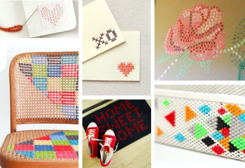 Cross Stitch DIY Ideas & Tutorials