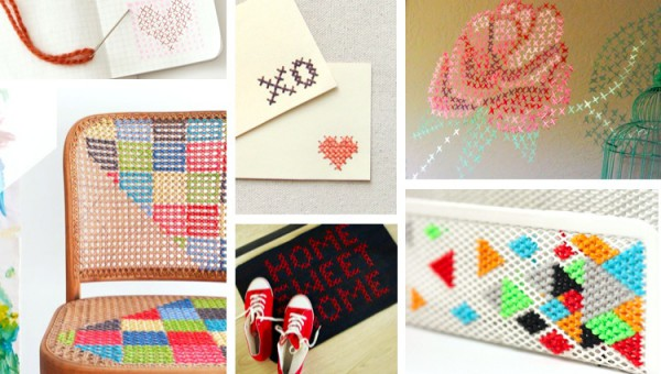 Cross Stitch DIY Ideas &amp; Tutorials