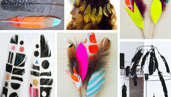 Feather DIY