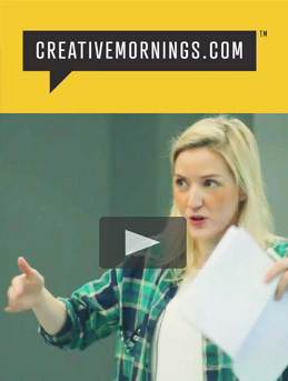 ScrapHacker on Creative Mornings