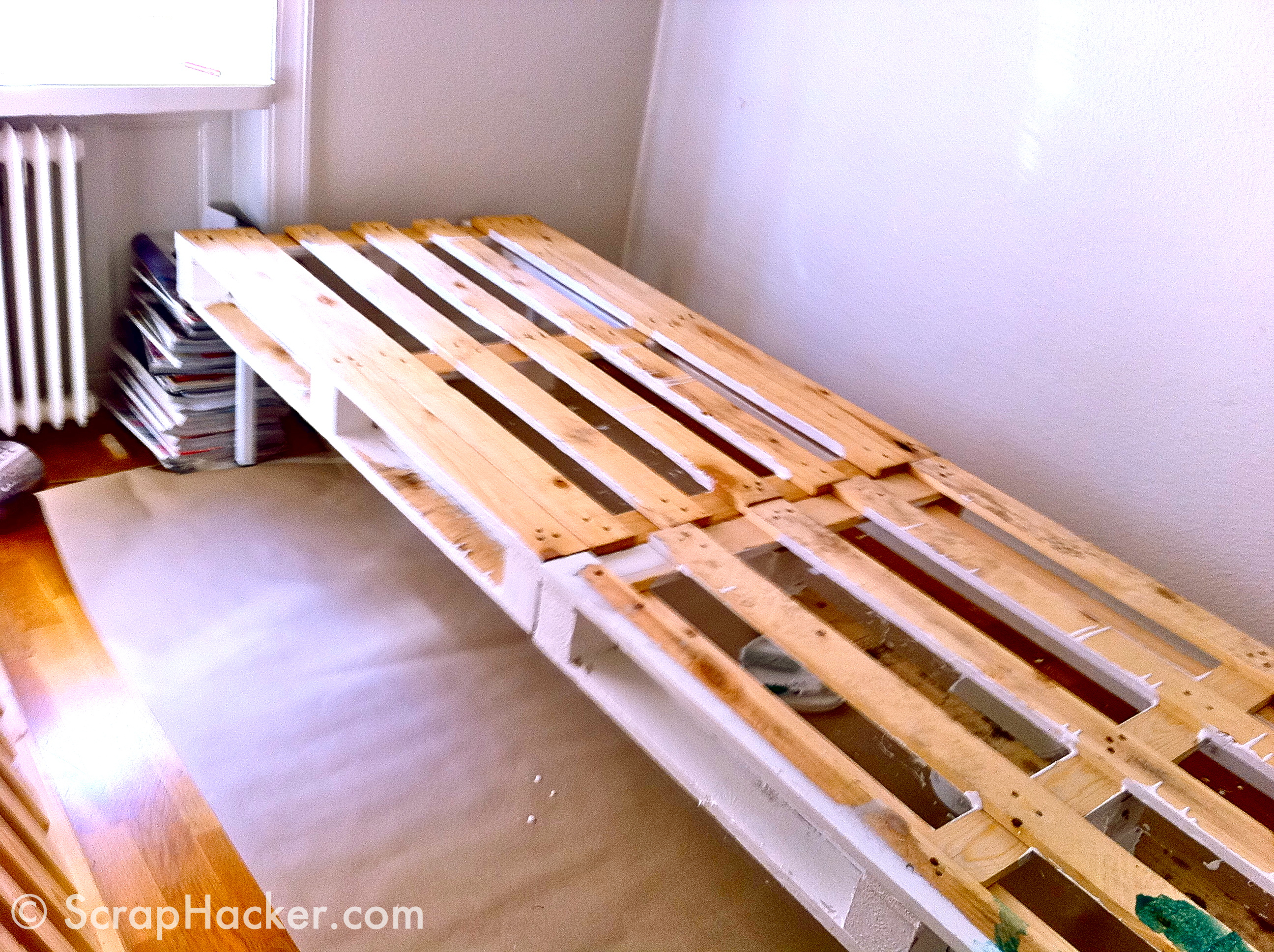 Diy Couch Bed