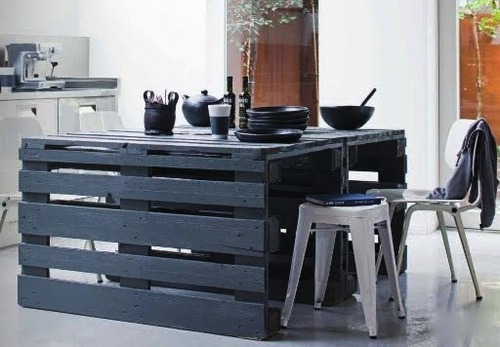 Pallets For The Kitchen Some D I Y Inspiration From Scraphacker Com