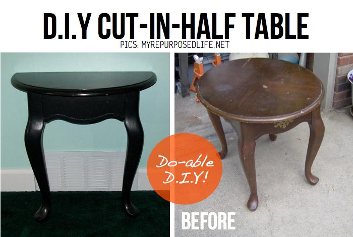 hagamos de una mesa 2 consolas